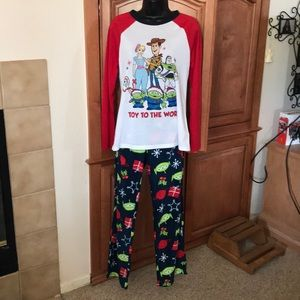 """""""Toy to the World"""" PJ by Jammies For Your Family"""